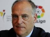 Хавьер Тебас: «Реал» и «Барселона» действуют на нервы европейскому футболу»