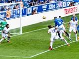 Лунин сыграл весь матч за «Реал», пропустив два гола от «Рейнджерс» (ВИДЕО)