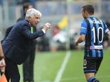 Капитан «Аталанты» поссорился с главным тренером во время матча с «Мидтьюлландом»