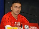 Душан Тадич: «Очень хотим ответить сборной Украины не менее болезненно»