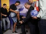 Роналдиньо включен в Зал славы бразильского футбола