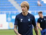 Артем Шабанов: «Приходится набирать форму по ходу чемпионата. Думаю, будем прибавлять с каждой игрой»