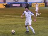 Полузащитник «Динамо U-21» Егор Глушач: «Возможно против нас в бразильской команде играли футболисты старше 21 года»