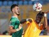 Рукалицо по-африкански. Защитник сборной Алжира попытался имитировать фол на себе (ВИДЕО)