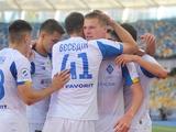 Артем Беседин — лучший игрок матча «Динамо» — «Львов»