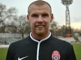 Опанасенко продлил контракт с «Зарей»