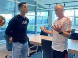 Роналду не думал о «Манчестер Юнайтед» и вел переговоры с «Манчестер Сити»: журналист раскрыл подробности трансфера португальца