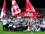 Хорватия еще ни разу не проигрывала дома в отборах на Евро