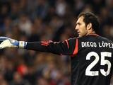 Диего Лопес окончательно решил покинуть «Реал»