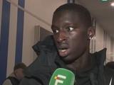 Ндиайе Пап-Альюн: «Динамо» наказало нас за единственную ошибку в обороне в добавленное время»