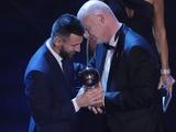 Игрок года по версии ФИФА: как голосовали наши