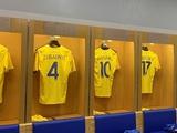 Украина — Испания: стартовые составы команд. Без Цыганкова, но с Зубковым