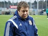 Александр Заваров: «Своей работой в «Динамо» надеюсь не разочаровать»