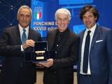 Гасперини признан лучшим тренером года в Италии