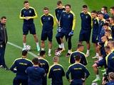 Нидерланды — Украина: стартовые составы команд. С Забарным и Ярмоленко