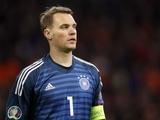 Нойер: «Сборная Германии мотивирована до кончиков волос»