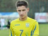 Марьян Швед вызван в сборную Украины