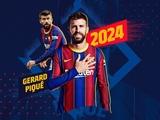 «Барселона» продлила контракты с Пике, тер Штегеном, Лангле и де Йонгом