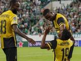 Лига чемпионов, плей-офф раунд: «Бенфика», «Мальме» и «Янг Бойз» — в группах