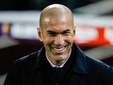 Зидан выиграл все финалы с «Реалом»