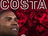 «Бавария» объявила о переходе Дугласа Косты