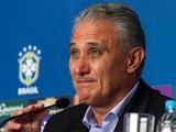 Тите продлил контракт со сборной Бразилии до 2022-го года