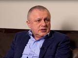 Игорь Суркис: «Болею за «Милан» с момента перехода Шевченко»