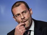 Президент УЕФА предложит исключить «Реал», «Барсу» и «Ювентус» из еврокубков