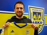 Андрей Богданов: «После игры тренер сказал: «Андрей, это гол уровня Лиги чемпионов»