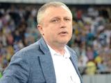 Игорь Суркис: «Может, наша трансферная кампания еще и не закончилась»
