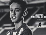 Умер 14-летний футболист «Атлетико»
