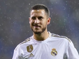 Азар забил за «Реал» впервые за 392 дня