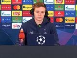 Виктор Цыганков: «С каждым матчем набирать форму становится легче»