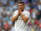 Форвард «Реала» Йович получил перелом стопы во время тренировки на самоизоляции