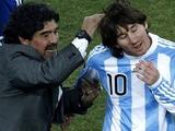 Каннаваро: «Месси — топ-футболист, Марадона — это другой мир»