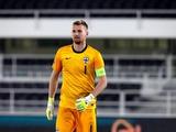 Вратарь сборной Финляндии Лукаш Градецки: «Украина находится на подъеме — это сложная команда»
