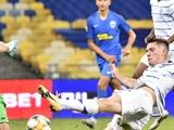 Евгений Паст: «Если бы открыли счет в матче с «Динамо», неизвестно чем бы все закончилось»