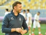 Андрей Шевченко: «Я бы не хотел встретиться с Италией на Евро-2020»
