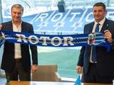Александр Хацкевич: «Тренировать «Ротор» — это для меня большая ответственность»