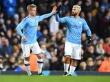 Зинченко отличился эффектным голом за «Манчестер Сити» в матче на Кубок Англии (ВИДЕО)
