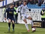 Виталий Миколенко — лучший игрок матча «Олимпик» — «Динамо»