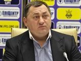 Вице-президент ФФУ Герега имеет бизнес в Крыму и фирму в России.