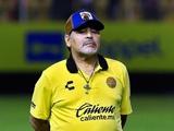 Стало известно, почему Марадона решил покинуть «Дорадос»