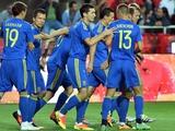 Сборная Украины обыграла в товарищеском матче Албанию