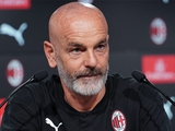 Пиоли: «Надеюсь, «Милан» финиширует выше седьмого места»