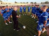 Сборная Кипра объявила состав на товарищеский матч с Украиной