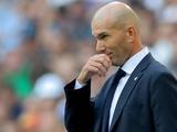 Зидан: «Я не сильно обеспокоен, но «Реалу» нужно играть более стабильно»