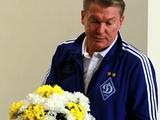 Олегу Блохину – 61! Поздравления от Игоря Суркиса