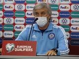 Тренер сборной Казахстана: «Петраков уже доказал свой класс в юношеской сборной Украины»