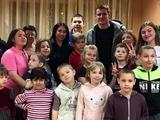 Артем Беседин проведал детей в харьковском Центре социально-психологической реабилитации (ВИДЕО)